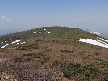 ③栗駒山側から見た御駒山(1573m)DSCN1240.jpg